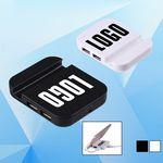Custom 4 Port USB Hub with Phone Holder