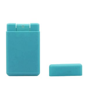 20 ml Square Card Mist Spray Bottle