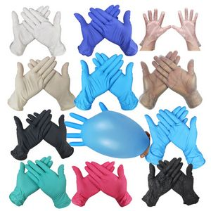 Custom Powder-Free Nitrile Disposable Glove