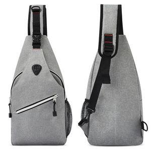Custom LED UVC Crossbody Shoulder Bag