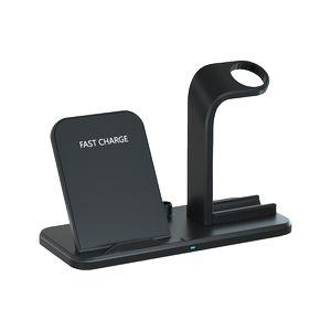 Custom 10W Detachable Multifunctional Wireless Charger