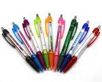 Translucent Retractable Banner Pen
