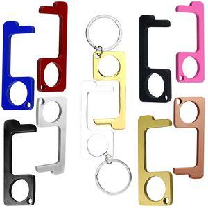 Custom EDC Non-Contact Door Opener Keychain