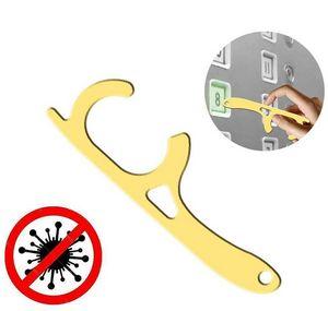Custom EDC Hand No-Touch Door Opener