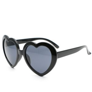 Heart Shape Frame Sunglasses