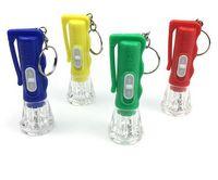 Mini LED Flashlight key chain