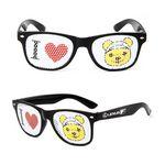 Lenstek Retro Sunglasses