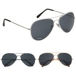 Vintage Metal Frame Sunglasses