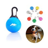 LED Clip-On Pet Collar Safety Pendant