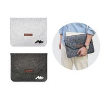 "13"" Felt Tablet Phone Protection Bag"