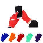Custom 3 Fingers Smart phone Touch Screen Gloves