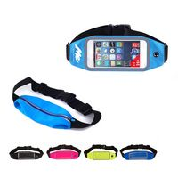 Outdoor Touch-screen Fanny Pack/ Waist Bag