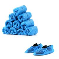 Disposable Waterproof PE Shoes Covers