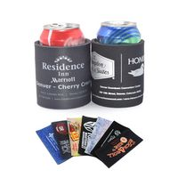 Slap Wrap Neoprene Can Cooler