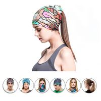 6 Color Multi-functional Head Scarf