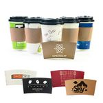 Insulated Kraft Paper Cup Sleeve