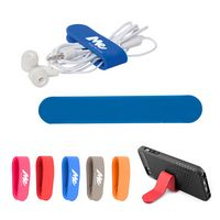 Silicone Magnetic Clip / Cable winder