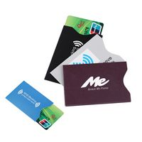 RFID Credit Card Blocker Sleeve