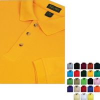Tiger Hill Men's 100% Cotton Polo
