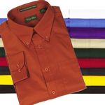 Tiger Hill Men's Twill Long Sleeve Shirt