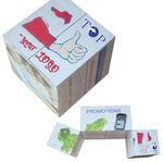 Custom Folding Geompuzzleetry Puzzle Cube