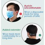 Custom Silicone Anti-Slip Mask Hook