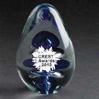 Galaxy Art Glass Award