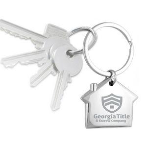 Home Sweet Home Laser Engraved Metal Key Holder