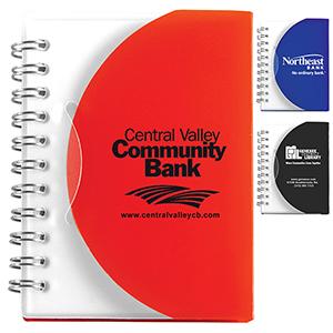 Mountain View Pocket Jotter Notepad Notebook