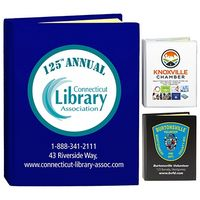 """""""Eastvale Pl"""" Full Size Sticky Notes & Flags Notepad NoteBook (Full Color)"""