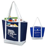 """""""The Liberty"""" Beach, Corporate, & Travel Boat Tote Bag"""