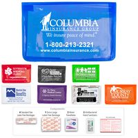 10 Piece Stay Clean First Aid Kit