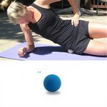 Yoga Fitness Muscle Massage Ball Silicone