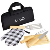 5pc BBQ Set with Bag