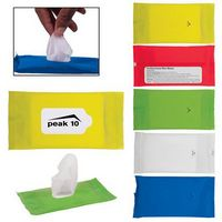 Re-Sealable Sanitizer Wipes