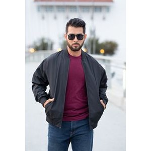 Independent Trading CO. Lightweight Bomber Jacket