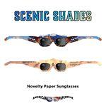 Scenic Shades™ Souvenir Sunglasses