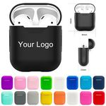Custom Premium Ultra-Thin Soft Silicone Wireless Earphones Cover