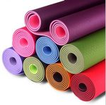 Custom Exercise Mat with Carrying Strap-Workout Mat For Yoga