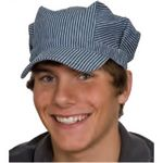 Custom Adult Cotton Engineer Hat
