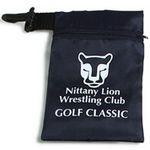 Nylon Zipper Golf Pouch / Ditty Bag