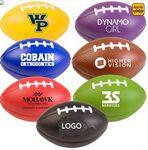 Custom Custom PU Football/Rugby Reliever Squeezing Ball (3.4