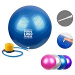 Exercise Yoga Ball w/Pump