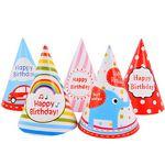 Custom Custom Birthday Party Paper Hat