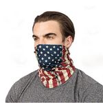 Custom Protective Face masks Polyester Bandana