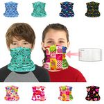 Custom Reusable Protective Multiple Functional Face Mask for Kids