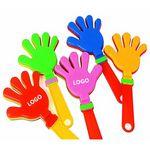 Promotional Custom Plastic Hand Clapper