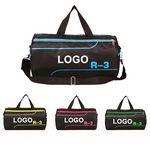 Promotional Custom Logo Sports Duffle Bag