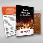 Social Distancing Theme Powerpak w/World Tour BBQ Rub
