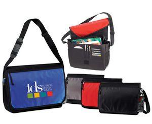 Promo Computer Messenger Bag